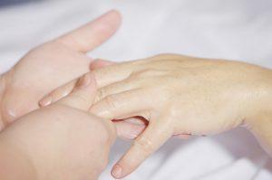 Handmassagen Aktion im Februar
